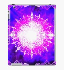 Purple Kaleidoscope Merchandise iPad Case/Skin