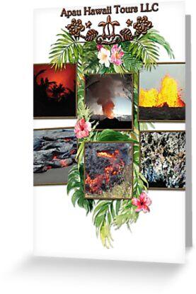 Apau Hawaii Tours - Lava Day Cycle Huddle by ApauHawaiiTours