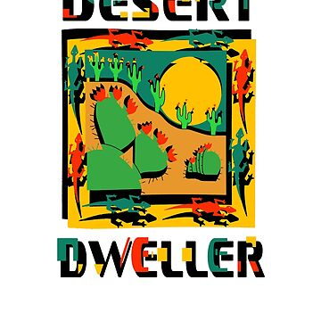 Desert Dweller by wmr2
