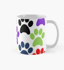 It's A Wuf Life Paws Classic Mug