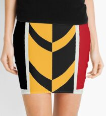 Queen of Hearts Leggings Mini Skirt