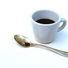 CUP & SPOON by Jonathan Brooks