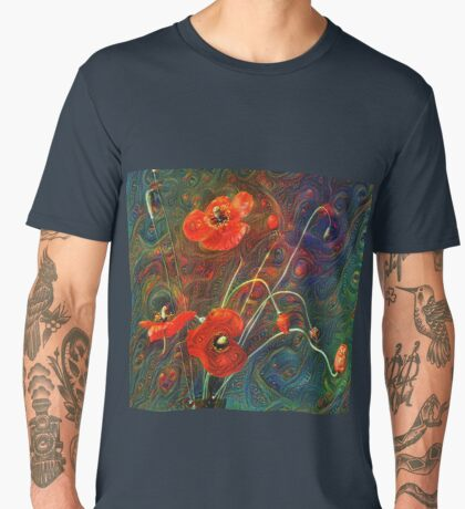 Poppies Men's Premium T-Shirt