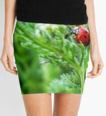 LadyBug  Mini Skirt