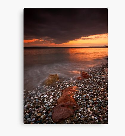3rocks Canvas Print