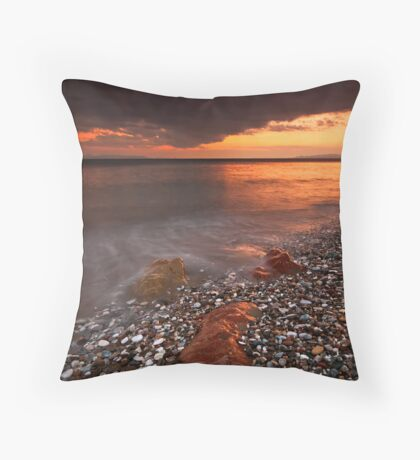 3rocks Throw Pillow