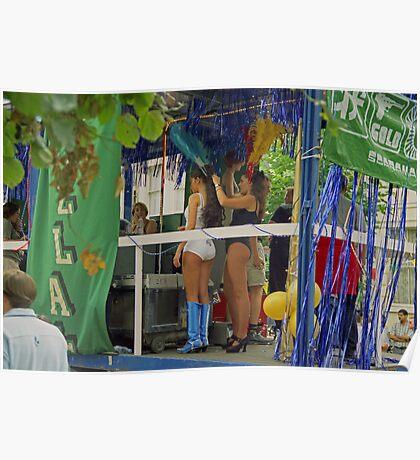 Carnival  Festivities. Poster