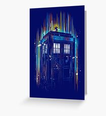 regeneration is coming  V2 Greeting Card