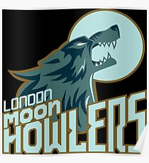howlers of london Poster
