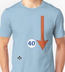 40P Unisex T-Shirt