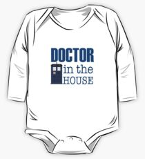 Doctor in the House One Piece - Long Sleeve
