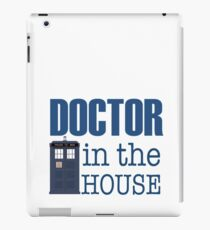 Doctor in the House iPad Case/Skin
