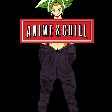 chill with kefla by HoodieMaxlo