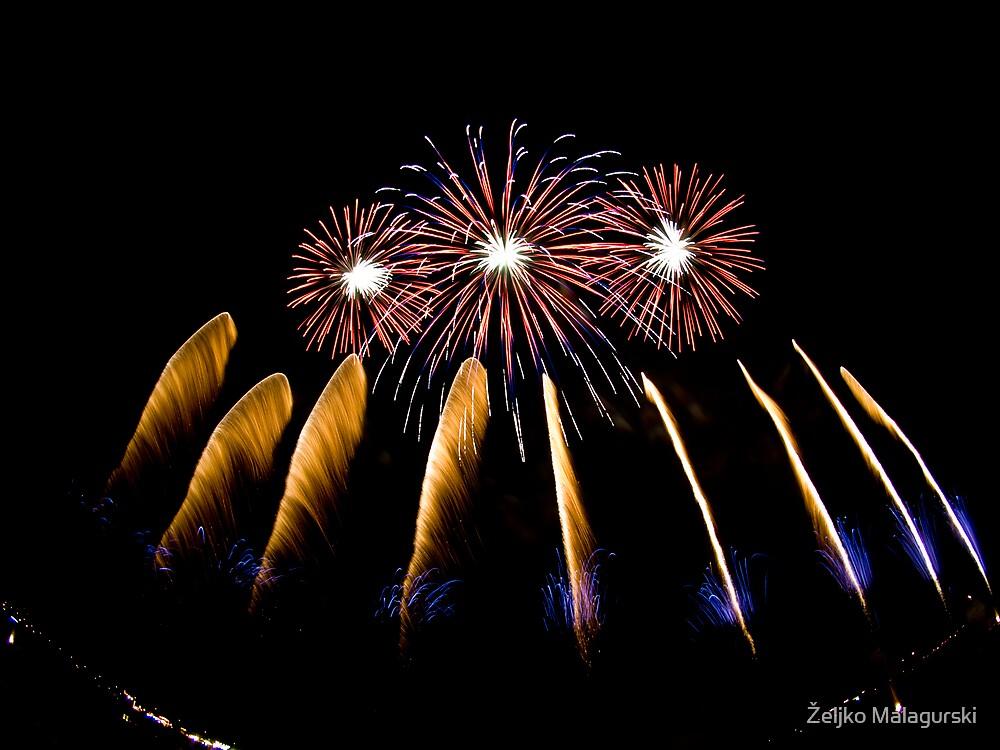 Firework 5 by Željko Malagurski
