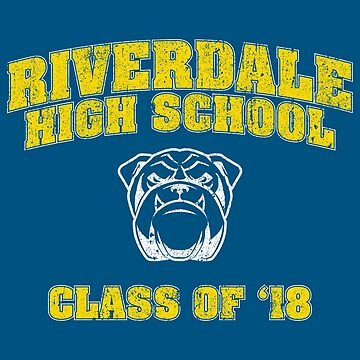 Riverdale High School Class of '18  by huckblade