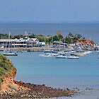 Mornington Harbour by Vickie Burt