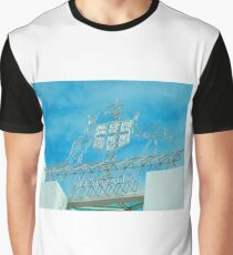 Aussie Coat of Arms Graphic T-Shirt