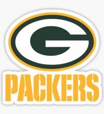 G Packer Sticker