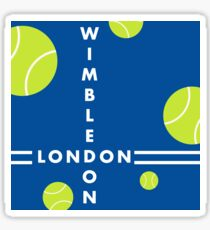 Wimbledon Sticker