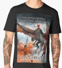 The Royal Order of Fighting Dragons - T-shirts Men's Premium T-Shirt