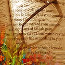 Garden Of Wishes/Psalm 119:33-40 by Ruth Palmer