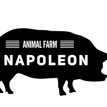 Animal farm napoleon by BigRedDot