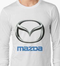 Mazda-Logo Langarmshirt