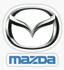 Mazda logo Sticker