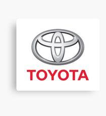 Toyota Canvas Print