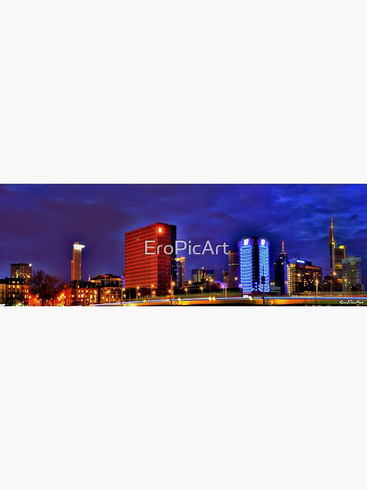 Frankfurt Panorama by EroPicArt