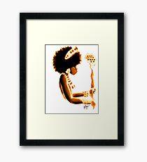 Princess Royalty Framed Print