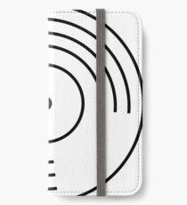 Ohne Titel iPhone Flip-Case/Hülle/Klebefolie