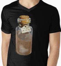 Jack's Jar of Dirt Men's V-Neck T-Shirt
