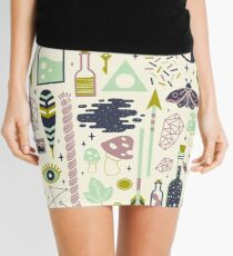The Witch's Collection Mini Skirt