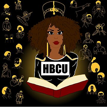 Historically Black Educated  by sayers