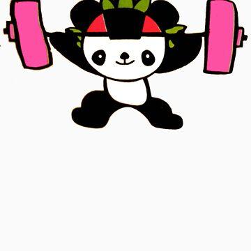 Weightlifting by KayVee