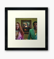 APESH*T Framed Print