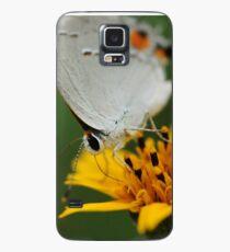 Hairstreak Butterfly Macro Case/Skin for Samsung Galaxy
