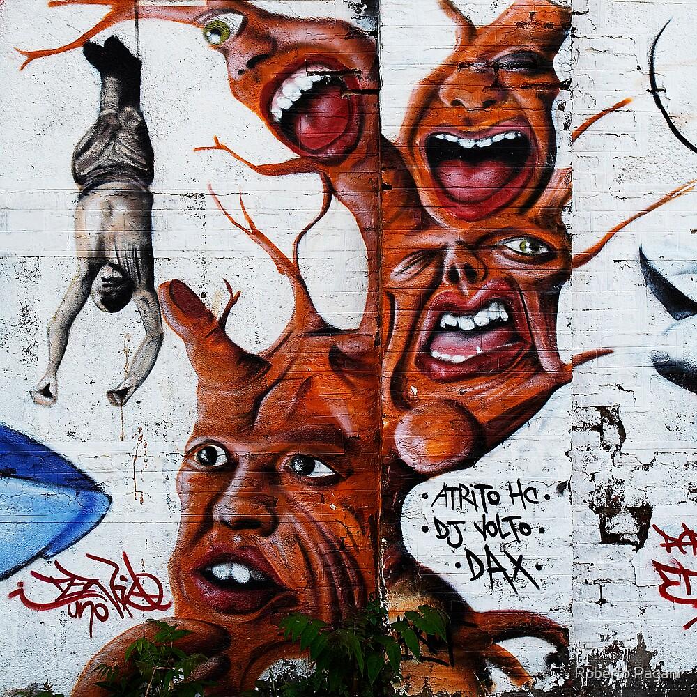 The hanged by Roberto Pagani