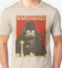 Fallout New Vegas - War Never Changes Unisex T-Shirt