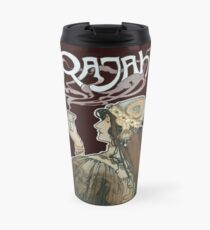 Rajah Coffee Fumes After  Henri Meunier Travel Mug