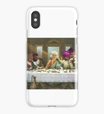 GTA 5 -last supper  iPhone Case/Skin
