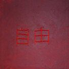 Freedom in Chinese by AaminahShakur