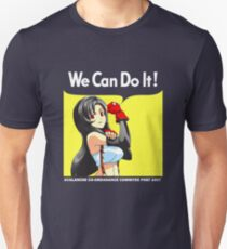 We Can Do It Cloud! Unisex T-Shirt