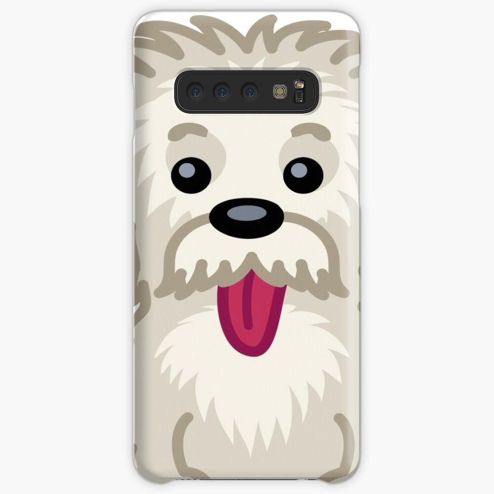 Shihtzu Shitzu dog tshirt - Dog Gifts for Shihtzu and Maltese Dog Lovers Case & Skin for Samsung Galaxy