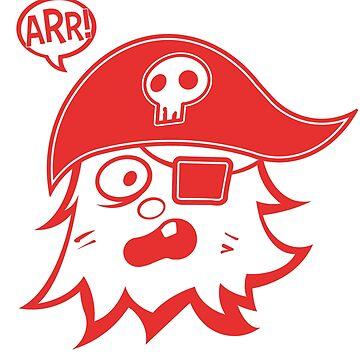 Arr! by JakuWaku