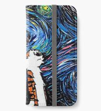 in galaxy iPhone Wallet/Case/Skin