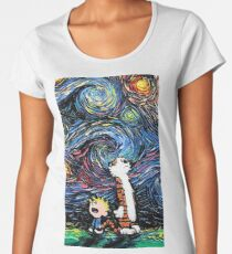 in galaxy Women's Premium T-Shirt