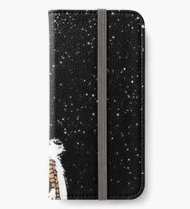 in space iPhone Wallet/Case/Skin
