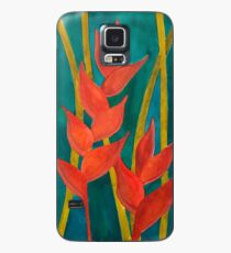 Heliconia Case/Skin for Samsung Galaxy